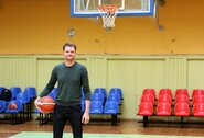 Krepšininkas R.Seibutis sieks trenerio diplomo