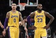 """""""Lakers"""" siekia maksimaliai atlaisvinti algų kepurę"""