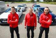 """Audi Sport Driving Academy"" pradėjo trečiąjį sezoną"