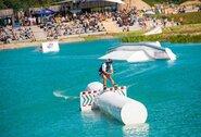 """Pasaulio vandenlenčių elitas susikovė dėl """"Red Bull Wake2el"""" čempiono titulo"""