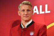 "O.Hitzfeldas: ""B.Schweinsteigeris gali tapti puikiu treneriu"""
