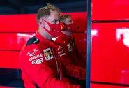 """Sąmokslo teoriją pakomentavęs S.Vettelis: """"Blogiau būti jau negali"""""""