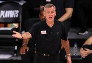 B.Donovanas vėl gali tapti D.Sabonio treneriu