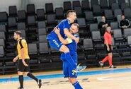 """Į trečią LFF Futsal taurės etapą žengė ne tik A lygos klubai, bet ir Kauno """"Aleksotas"""""""