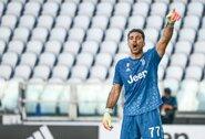 """G.Buffonas sukūrė """"Serie A"""" istoriją: pagerino P.Maldini rekordą"""