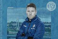 """""""Hegelmann Litauen"""" oficialiai pristatė naująjį komandos vartininką"""