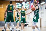 Tragiškai iš toli atakavę Lietuvos dvidešimtmečiai Europos krepšinio čempionate krito prieš slovėnus