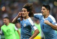 """""""Copa America"""": sunkiasvorių dvikovą prieš Čilę laimėjo Urugvajus, bet į atkrentamąsias pateko abi rinktinės"""