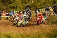 "Dviejų motokroso čempionų akistata Lietuvos ""Cross Country"" čempionato etape"