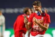 """Paaiškėjo pretendentai į Čempionų lygos geriausių apdovanojimus: sąraše –net 7 """"Bayern"""" žaidėjai"""