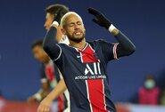 "PSG sužaidė lygiosiomis su ""Bordeaux"""