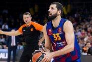 """N.Mirotičiaus vedama """"Barcelona"""" įsirašė Eurolygoje į savo sąskaitą 15-ąją pergalę"""