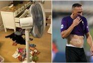 Apvogtas F.Ribery užsiminė apie galimybę pakeisti klubą