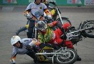 Lietuvos jaunimo motobolo rinktinė Europos čempionate patyrė antrą pralaimėjimą