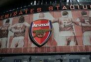 """Bandymas tuščiame stadione sukurti atmosferą: """"Arsenal"""" palaikys virtualūs gerbėjai?"""