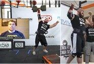 Ž.Savickas laiku pastebėjo klaidą – O.Novikovas pagerino pasaulio rekordą