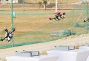 Finaliniame pasaulio dronų lenktynių taurės etape dalyvavo trys lietuviai