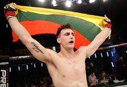 UFC debiutuojančiam Modestui Bukauskui – graiko iššūkis