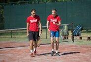 """Po pertraukos į teniso varžybas grįžęs A.Tapinas: """"Ne viskas buvo taip blogai"""""""