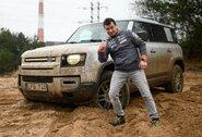 """""""Land Rover"""" vairuotojams A.Juknevičius atskleis Dakaro patirtį"""