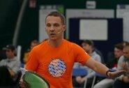 Balžeko teniso akademijos vyriausiuoju treneriu tapo buvęs rinktinės kapitonas