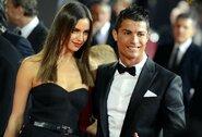 """VIP pažinčių agentūros vadovas apie C.Ronaldo ir I.Shayk santykius: """"Tai buvo priedanga, jis mylėjo berniukus"""""""