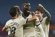 """P.Pogba apie """"Man Utd"""" tikslus: laimėti Europos lygą ir Anglijos taurę"""