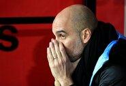 """P.Guardiola tikisi naujo taškų rekordo Anglijoje: """"Liverpool"""" gali tai padaryti"""""""