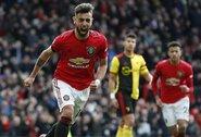 """Anglijoje – užtikrinta """"Man Utd"""" pergalė prieš """"Watford"""""""