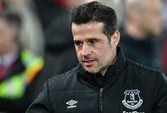 """""""Everton"""" atsisveikino su treneriu M.Silva"""