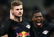 """Pergalingą įvartį pelnęs T.Werneris didžiuojasi siejamais gandais su """"Liverpool"""""""