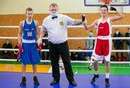 Lietuvos jaunių čempionate boksininkai išsidalijo medalius ir kelialapius į Europos čempionatą