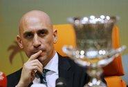 Ispanijos futbolo vadovas stos prieš teismą: įtariamas moters užpuolimu