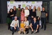 TenisoNamai.lt rudens dvejetų turnyro čempionų taurės iškeliavo iš Vilniaus