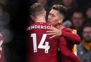 """Nepalaužiamas charakteris: vėlyvas įvartis garantavo dar vieną """"Liverpool"""" pergalę"""