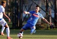 L.Klimavičius Rumunijoje padėjo savo ekipai nepraleisti įvarčio