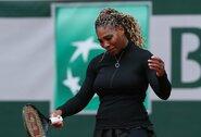 """Rekordo vėl nebus: S.Williams atsisakė žaisti antrajame """"Roland Garros"""" rate, jos sezonas veikiausiai baigėsi"""