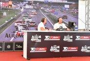 """Jubiliejines """"Aurum 1006 km lenktynes"""" nušvies moderniausia TV transliacija"""