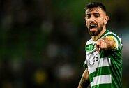 """Kas liks prie suskilusios geldos: """"Manchester United"""" ir """"Sporting"""" partija dėl B.Fernandeso"""
