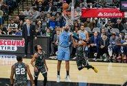 D.DeRozanui nepatiko NBA sprendimas pripažinti J.Valančiūno pražangą