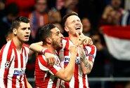 """Niuksas čempionams: ankstyvą įvartį praleidę """"Liverpool"""" krito prieš """"Atletico"""""""