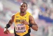 """Y.Blake'as rizikuoja likti be olimpiados: """"Geriau nestartuosiu Tokijuje, nei būsiu paskiepytas"""""""