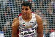 Olimpinis disko metimo vicečempionas užsikrėtė koronavirusu