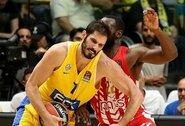 """""""Maccabi"""" žvaigždė praleis dar dvejas Eurolygos rungtynes"""