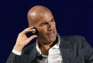 """Z.Zidanas nenori kalbėti apie susitikimą su P.Pogba: """"Tai buvo asmeninis pokalbis"""""""