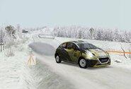 Pirmasis virtualaus ralio etapas skiriamas atšauktam žiemos raliui