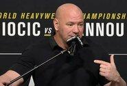 """Pirmą kartą per 8metus UFC didina premijas """"UFC 262"""" turnyre"""
