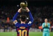 """E.Valverde apie L.Messi pelnytą """"hat – tricką"""": """"Tai buvo puikus būdas atšvęsti jo laimėtą """"Ballon d'Or"""" apdovanojimą"""""""