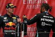 """N.Rosbergas pažėrė kritikos pirmos vietos neišsaugojusiam L.Hamiltonui: """"Uždaryk sumautas duris"""""""