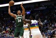 NBA žaidėjams gali būti neišmokėtas 25 proc. likusio atlyginimo